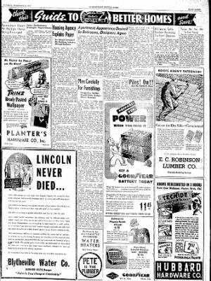 The Courier News from Blytheville, Arkansas on February 6, 1945 · Page 3