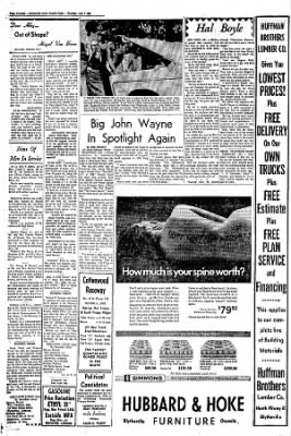 The Courier News from Blytheville, Arkansas on July 7, 1966 · Page 14