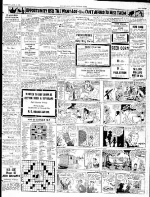 The Courier News from Blytheville, Arkansas on June 1, 1939 · Page 7