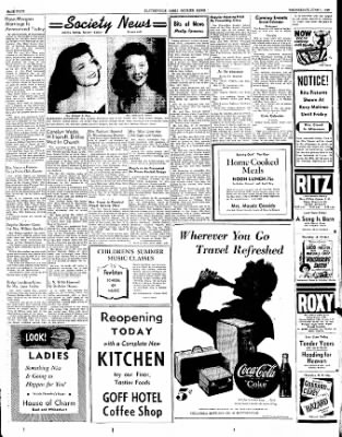 The Courier News from Blytheville, Arkansas on June 1, 1949 · Page 4