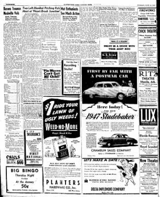 The Courier News from Blytheville, Arkansas on June 18, 1946 · Page 8