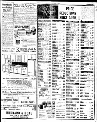 The Courier News from Blytheville, Arkansas on May 15, 1947 · Page 11