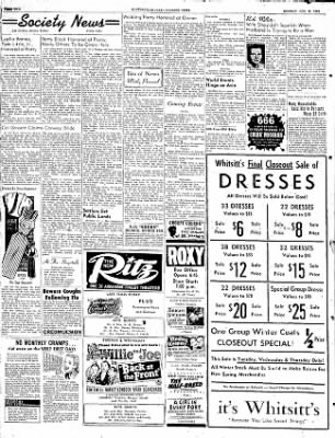 The Courier News from Blytheville, Arkansas on January 26, 1953 · Page 2