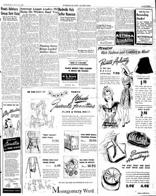 The Courier News from Blytheville, Arkansas on June 19, 1946 · Page 3