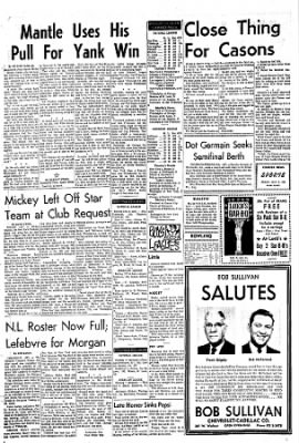 The Courier News from Blytheville, Arkansas on July 8, 1966 · Page 8