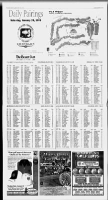The Desert Sun from Palm Springs, California on January 29, 2005 · Page 112