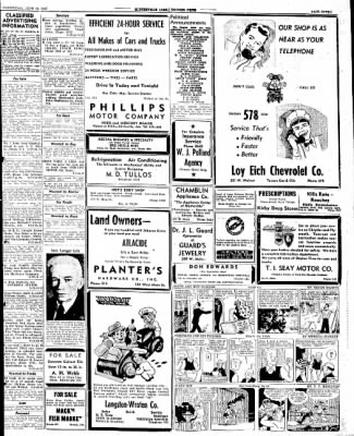 The Courier News from Blytheville, Arkansas on June 19, 1946 · Page 7