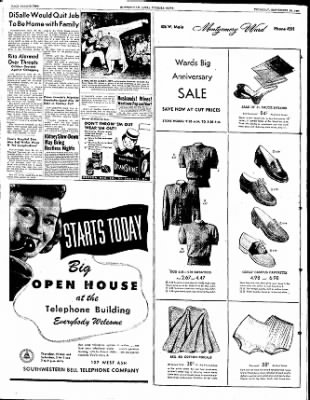 The Courier News from Blytheville, Arkansas on September 20, 1951 · Page 22