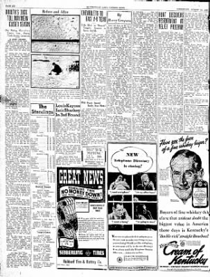 The Courier News from Blytheville, Arkansas on August 19, 1936 · Page 6