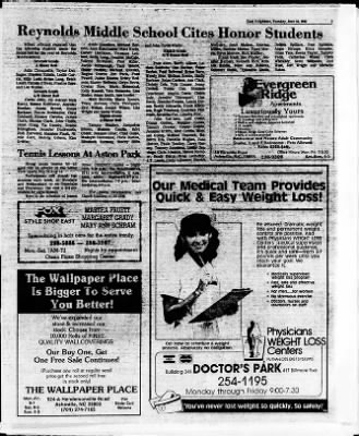 Asheville Citizen Times From Asheville North Carolina On June 24 1986 Page 37