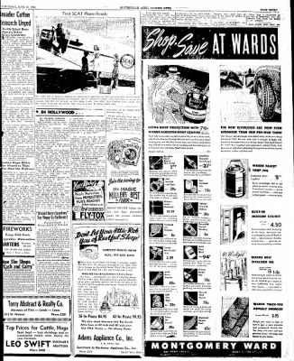 The Courier News from Blytheville, Arkansas on June 20, 1946 · Page 7