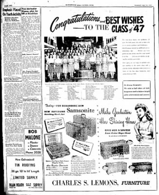 The Courier News from Blytheville, Arkansas on May 20, 1947 · Page 2