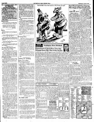 The Courier News from Blytheville, Arkansas on June 2, 1949 · Page 8