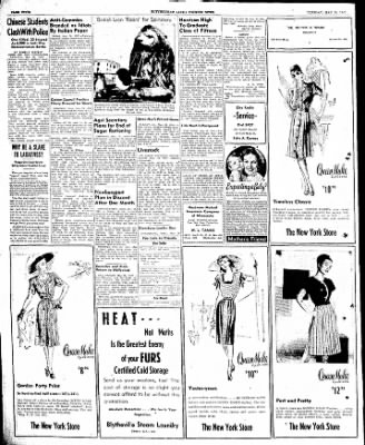 The Courier News from Blytheville, Arkansas on May 20, 1947 · Page 4