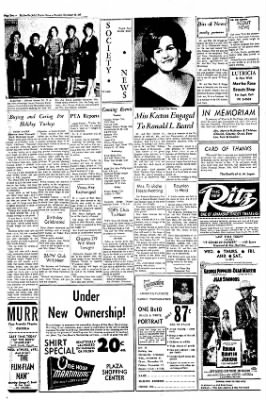 The Courier News from Blytheville, Arkansas on November 14, 1967 · Page 2