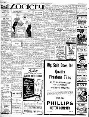 The Courier News from Blytheville, Arkansas on June 5, 1939 · Page 2