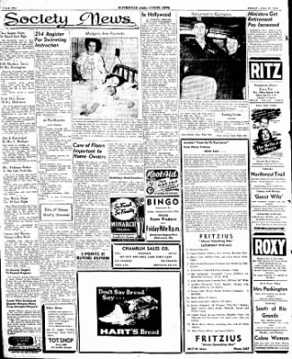 The Courier News from Blytheville, Arkansas on June 21, 1946 · Page 2