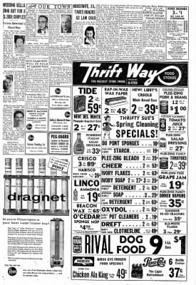 Chicago Tribune from Chicago, Illinois on April 5, 1956 · Page 90