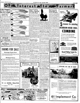 The Courier News from Blytheville, Arkansas on August 26, 1949 · Page 9