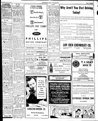 The Courier News from Blytheville, Arkansas on May 20, 1947 · Page 11