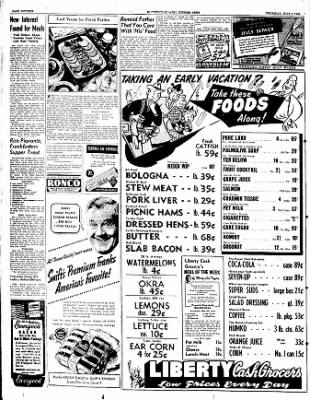 The Courier News from Blytheville, Arkansas on June 2, 1949 · Page 16
