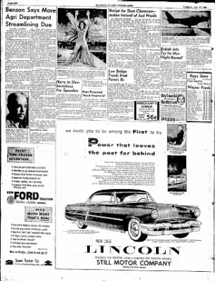 The Courier News from Blytheville, Arkansas on January 27, 1953 · Page 12