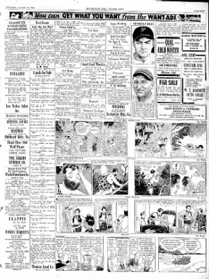 The Courier News from Blytheville, Arkansas on August 22, 1936 · Page 5