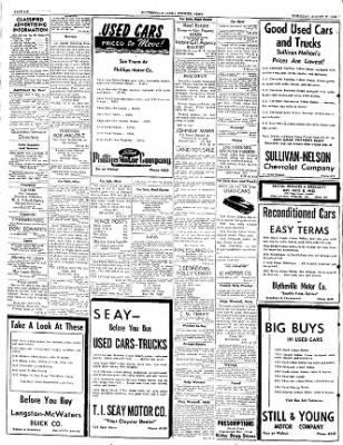 The Courier News from Blytheville, Arkansas on August 27, 1949 · Page 6