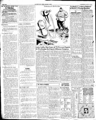 The Courier News from Blytheville, Arkansas on May 21, 1947 · Page 10