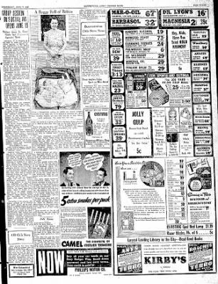 The Courier News from Blytheville, Arkansas on June 7, 1939 · Page 3