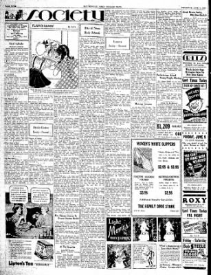 The Courier News from Blytheville, Arkansas on June 8, 1939 · Page 4