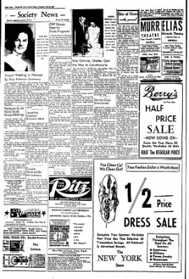 The Courier News from Blytheville, Arkansas on July 12, 1966 · Page 4