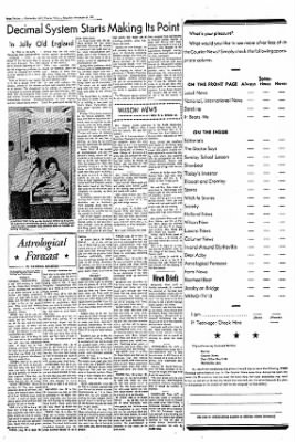 The Courier News from Blytheville, Arkansas on November 18, 1967 · Page 12