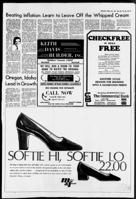 statesman journal from salem oregon on july 28 1974 page 23 rh statesmanjournal newspapers com