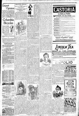Logansport Pharos-Tribune from Logansport, Indiana on June 12, 1896 · Page 7