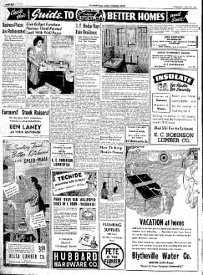 The Courier News from Blytheville, Arkansas on July 18, 1944 · Page 6