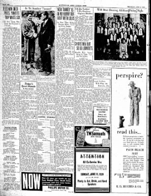 The Courier News from Blytheville, Arkansas on June 8, 1939 · Page 6