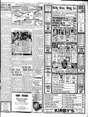 The Courier News from Blytheville, Arkansas on August 26, 1936 · Page 3