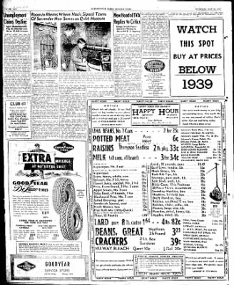 The Courier News from Blytheville, Arkansas on May 22, 1947 · Page 10