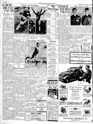 The Courier News from Blytheville, Arkansas on August 26, 1936 · Page 6