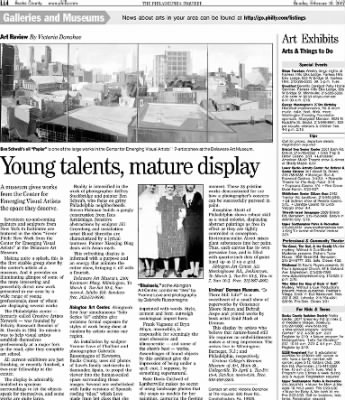 The Philadelphia Inquirer from Philadelphia, Pennsylvania on February 18, 2007 · Page L14