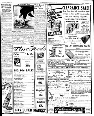 The Courier News from Blytheville, Arkansas on May 22, 1947 · Page 13