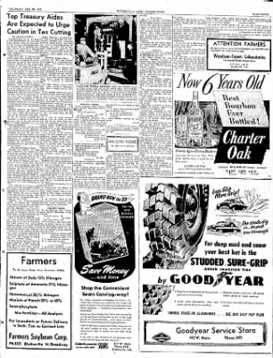 The Courier News from Blytheville, Arkansas on January 29, 1953 · Page 7