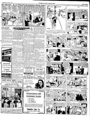 The Courier News from Blytheville, Arkansas on June 4, 1949 · Page 7