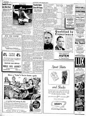 The Courier News from Blytheville, Arkansas on July 19, 1944 · Page 8