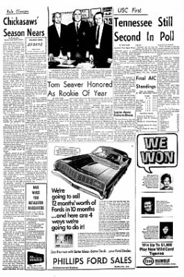 The Courier News from Blytheville, Arkansas on November 21, 1967 · Page 8