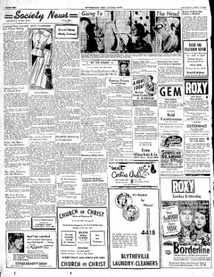 The Courier News from Blytheville, Arkansas on April 1, 1950 · Page 2