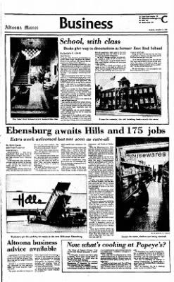 Altoona Mirror from Altoona, Pennsylvania on October 9, 1988 ...