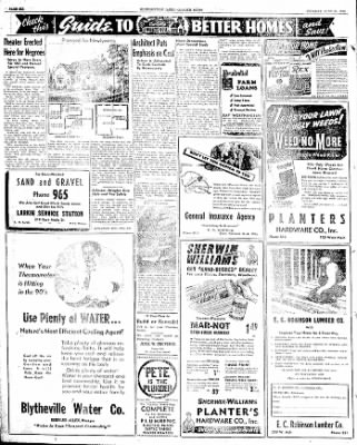 The Courier News from Blytheville, Arkansas on June 25, 1946 · Page 6