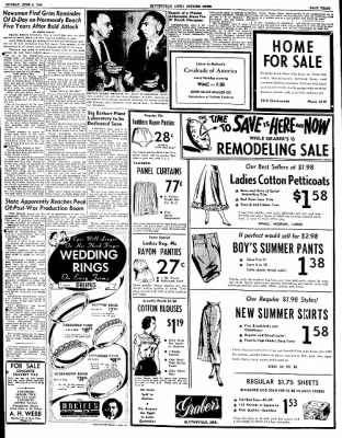 The Courier News from Blytheville, Arkansas on June 6, 1949 · Page 3